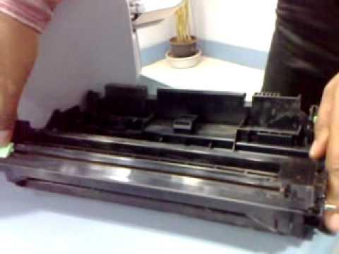 Brother Dcp-7030 Printer Drum Error.mpg