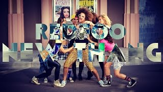 RedFoo - New Thang | Lyrics