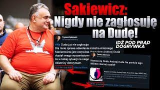 Sakiewicz: Nigdy nie zagłosuję na Dudę!  2020.02.21
