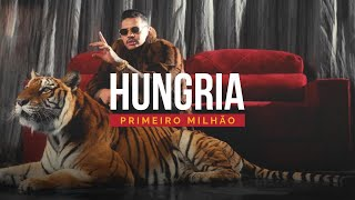Hungria Hip Hop - Primeiro Milhão (Official Music Video)