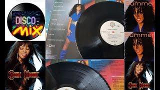 Donna Summer - Love Is Just A Breath Away (Disco Mix VP Dj Duck)