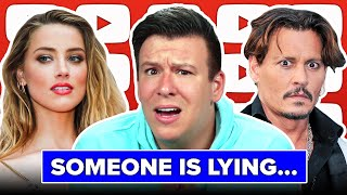 SOMEONE IS LYING! Johnny Depp, Amber Heard, Brendan Schaub, Greg Abbott, Joe Biden, Afghanistan, &