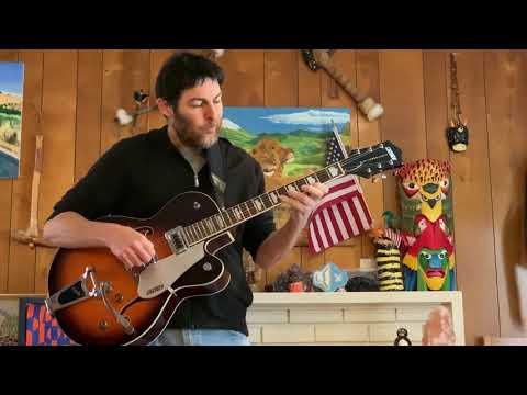 12 bar Blues variations in G major