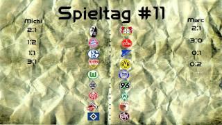 Fußball Bundesliga Prognose Zum 11. Spieltag (Michi Und Marc)
