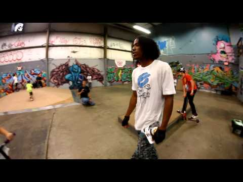 Zig Short At Oil City SkatePark