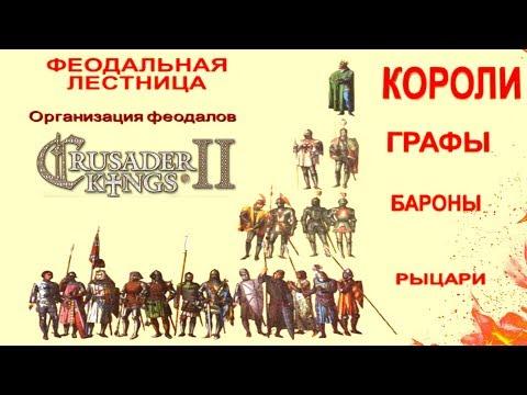 Переход в феодализм и нападение на наши земли! - Crusader Kings 2 №13