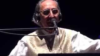 "Franco Battiato - ""Nómadas"" - Vigo - 04/09/2015"