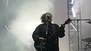 "The Cure ""Boys Don't Cry"" Hurricane Festival 2019"