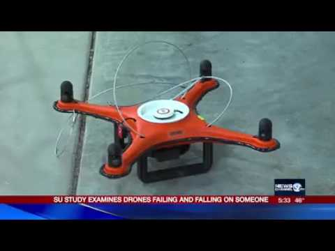 Drone Research on WSYR-TV