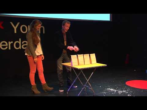 Jan Reinder - slotact TEDxYouth@Amsterdam 2013