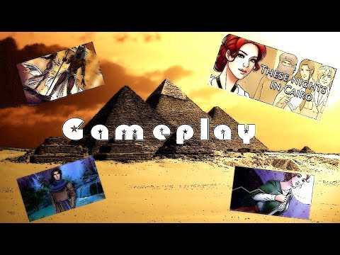 These nights in Cairo | Gameplay