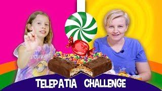 Telepatia z Mamą CZĘŚĆ 2, Candy CHALLENGE!!, Siostra kontra siostra