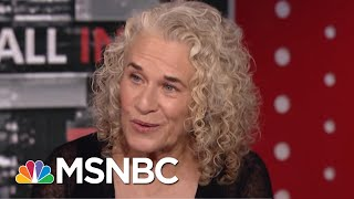 Carole King And Reverend Al Sharpton Remember Aretha Franklin | All In | MSNBC