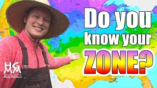 What Garden Zone am I In? Know When to Plant!