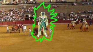 Toreros, José Tomás by Ranger verde
