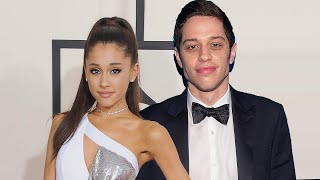 Who is ariana grande currently dating