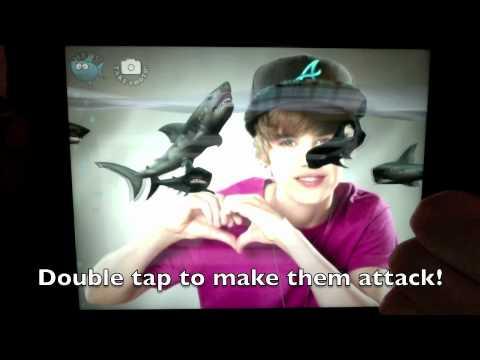 Video of Shark Fingers 3D Aquarium FREE