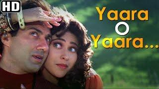 Yaara O Yaara Milna Hamara | Jeet Songs | Sunny Deol | Karisma Kapoor