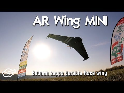 sonicmodell-mini-ar-wing-600mm--low-pass-low-speed-samples