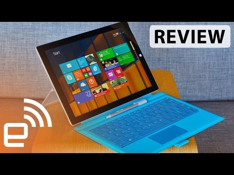 Microsoft Surface Pro 3 review   Engadget
