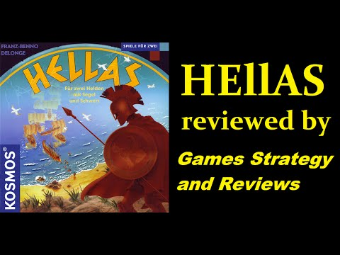 Games Strategy and Reviews - Hellas review