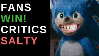 Critics Salty Sonic Creators Listened To Fans & Are Fixing Sonic the Hedgehog