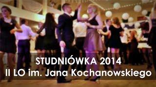 preview picture of video 'Studniówka 2014 II LO im. Jana Kochanowskiego Bełchatów - iTVBełchatów'