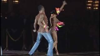 Michael Wentink & Beata - Samba (WSSDF2004)