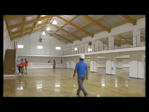Diputación entrega el centro de exposiciones y congresos de Sanlúcar al Ayuntamiento