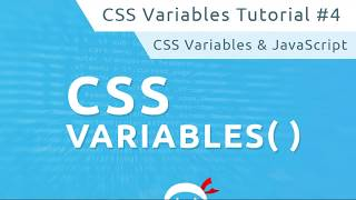 CSS Variables Tutorial #4 - CSS Variables & JavaScript
