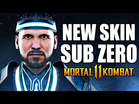 New Sub Zero Skin Coming Soon! - Free Dimitri Vegas Costume!