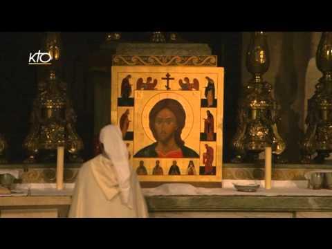 Vêpres et Eucharistie du 20 février 2016
