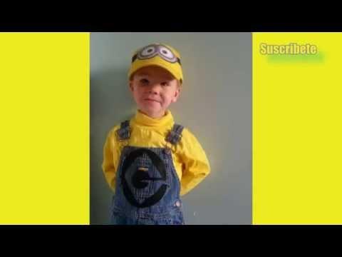 20 Disfraces De Minion Para Niño