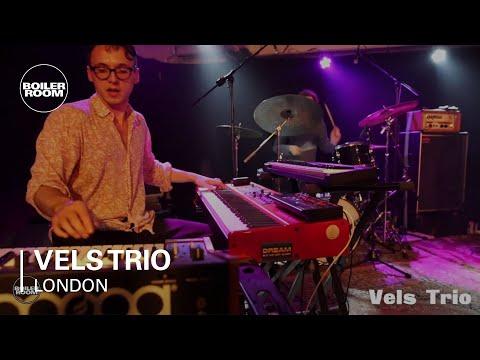Vels Trio Boiler Room London Live Performance