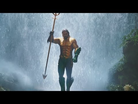 AQUAMAN - Final Trailer - Now Playing In Theaters