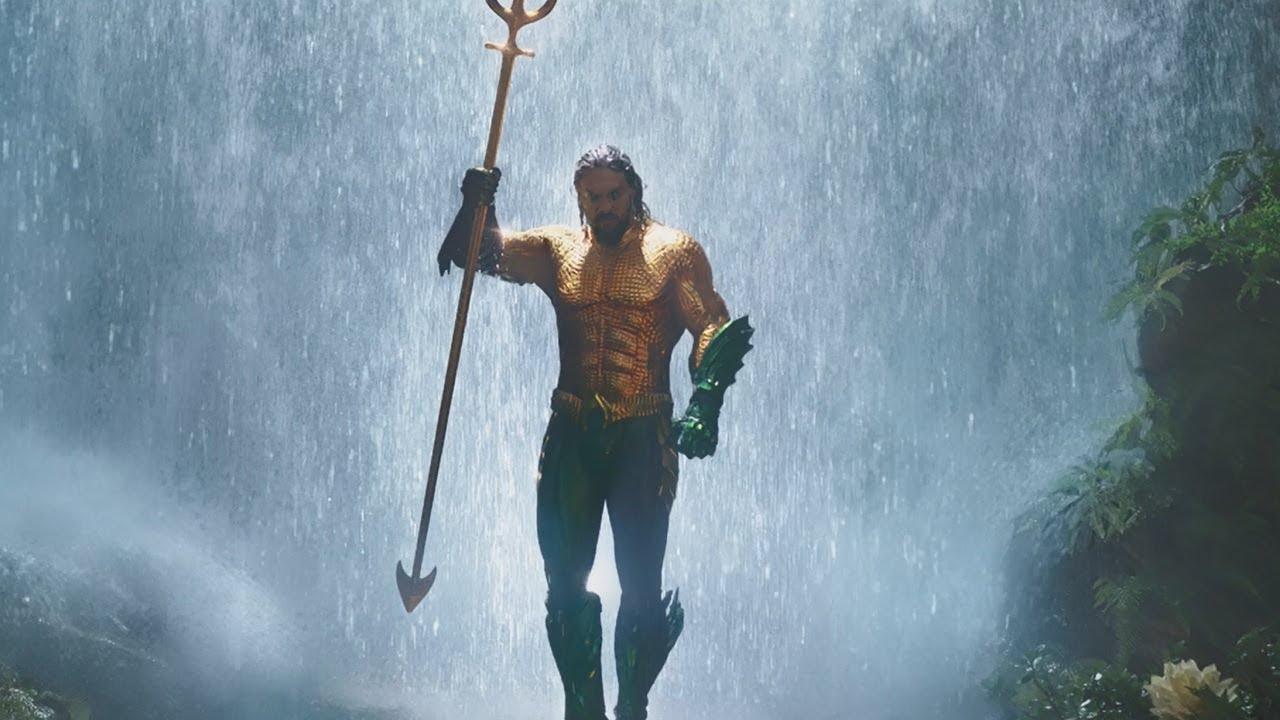 Trailer för Aquaman