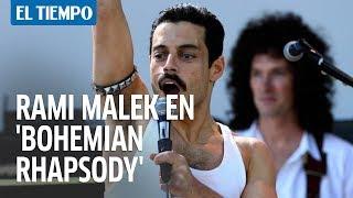 Freddie Mercury se confiesa (Habla Rami Malek de 'Bohemian Rhapsody')   EL TIEMPO