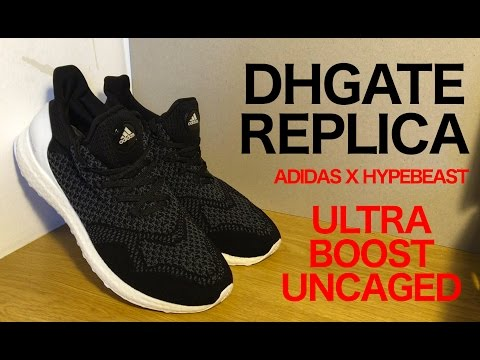 DHGATE REPLICA - ADIDAS X HYPEBEAST ULTRA BOOST UNCAGED