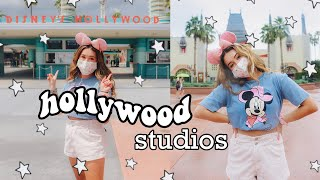 We Had To Leave Hollywood Studios Early... | DISNEY WORLD REOPENING VLOG