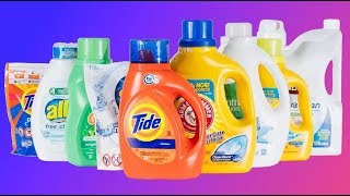 Best Laundry Detergent For Babies in 2020 - Natural Baby Laundry Detergent For Sensitive Skin