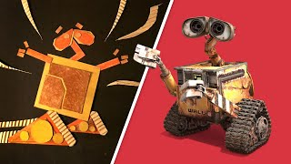 Make Your Own Cardboard WALL•E | Draw With Pixar
