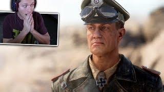 Battlefield V - The Last Tiger War Story (Play as a German)