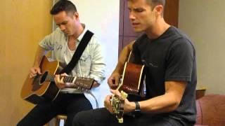 "Jon McLaughlin - ""Beautiful Disaster"" (Live Acoustic)"
