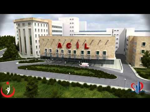 T.C. Sağlık Bakanlığı Hitit Üniversitesi Çorum Eğitim ve Araştırma Hastanesi Animasyon Filmi