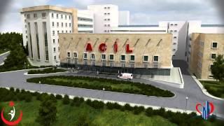Erol Olçok Eğitim ve Araştırma Hastanesi LEED NC Healthcare Sertifikası Aldı