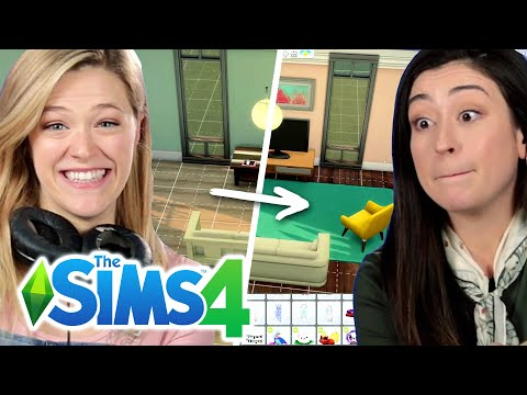 Single Girl Gets A Family Home Makeover In The Sims 4