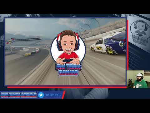 Crazy NASCAR Race | ShamrockScam returns to the track in Nascar Heat 5