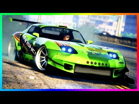 GTA 5 DLC UPDATE! - NEW Bravado Banshee 900R Super Car Ultimate Customization Guide! (GTA Online)