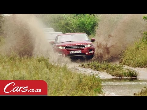 We Drive Across Africa In The Range Rover Evoque And Land Rover Discovery