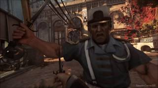 Dishonored 2 Stealth High Chaos (The Clockwork Mansion)1080p60Fps